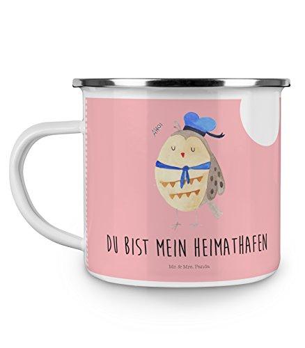 Gefäße Antiquitäten & Kunst Milchkanne Mit Tasse Emaille Unser Norden Blau Weiß GroßE Auswahl;