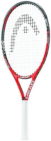 HEAD Novak 25 Raquette de Tennis Enfant, Red, Taille Unique