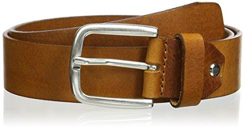 Lee - Lee Belt, Cintura da uomo, marrone (dark cognac), 95