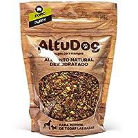 ALTUDOG Alimento Natural deshidratado para cahorros Cerdo Puppy 500g - Comida Natural para Perros (500g)