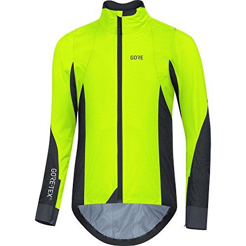 Gore Wear Herren C7 Tex Active Jacke, Neon Yellow/Black, XL