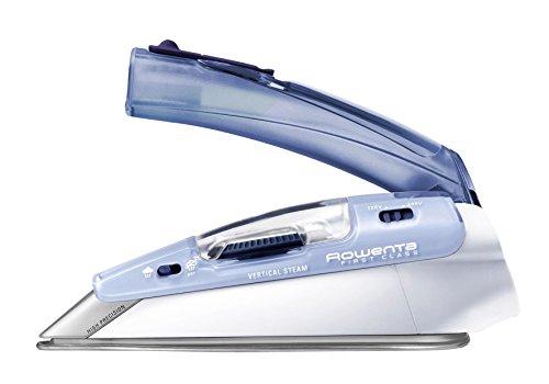Rowenta DA1510 Focus Travel Reisebügeleisen, max. 1000W, 45g/min Dampfstoß, Dampf-Bügeleisen ohne automatische Abschaltung (Rowenta Bügeleisen Dampf)