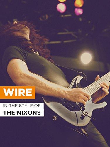 Wire im Stil von