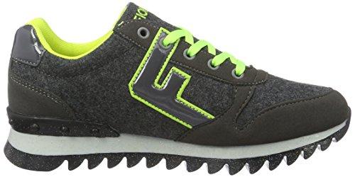 Fiorucci Damen Fdaa003 Sneakers Grau (GRIGIO SCURO)