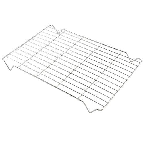 spares2go Medium Grill Pfanne Rack Einsatz Tablett für LG Ofen Kochfeld (Für Ofen-rack Lg)