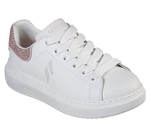 f6e76f3bb4d7e Skechers Street High Street Shimmer As You Go Womens Sneakers
