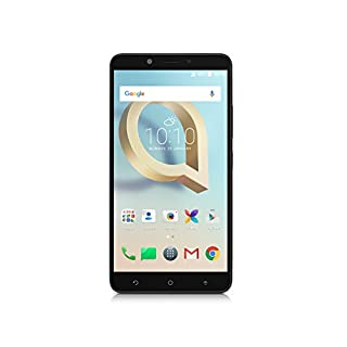 Alcatel 7071D-2AALWE1 Smartphone A7 XL (32GB Speicher, Android) metallic schwarz