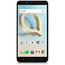 Alcatel 7071d 2aalwe1Smartphone A7XL (32GB Speicher, Android), Nero Metallizzato