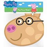 Peppa Pig - Pedro Pony - Card Face Mask