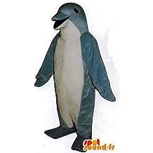 Dolphin Disfraz - delfín traje