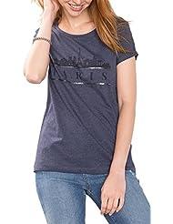 edc by Esprit 086cc1k057, T-Shirt Femme