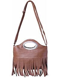 Kreative Stylish Brown Sling Bags Sling Bags For Women/Girls