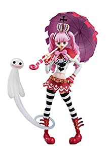 Megahouse One Piece - Ghost Princess Perhona Past Blue Variable Action Heroes Importado de Japón