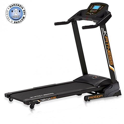Tapis roulant JK Fitness Tekna 105Tapis électrique sport Course