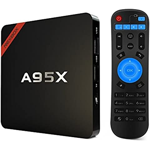 Android TV Box Amlogic S905 Quad Core Android 6.0, 1G