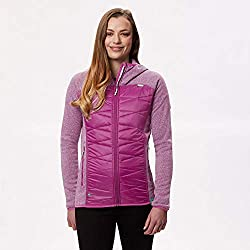The Regatta Andreson III Ladies Hybrid Jacket offer a prefect combination of insulation with the freedom to move for those energy filled days outdoors. The body is lightly wadded with Warmloft fill that has the feel of natural down that will still pe...