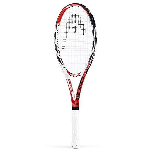 Head Microgel Radical Tennis Racquets, Orange