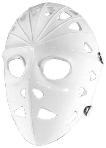 Mylec Pro Torwart Maske, Unisex, weiß, Large