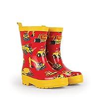 Hatley Boys Printed Wellington Rain Boots