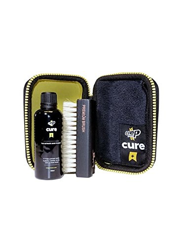 Crep Protect Cure Cleaning Travel Kit Test