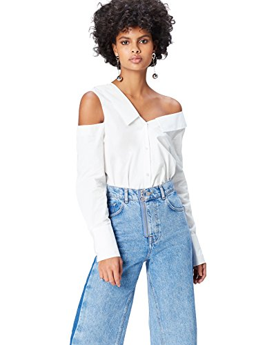 FIND Hemd Damen Off Shoulder