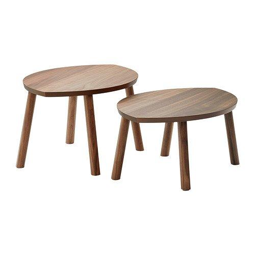 IKEA-STOCKHOLM-nido-de-mesas-juego-de-2-nogal