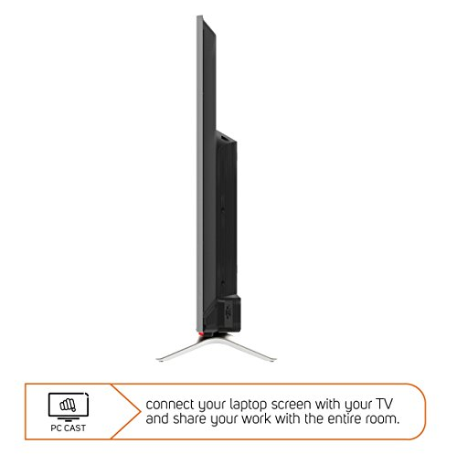 Micromax 109.3 cm (43 inches) 43 Binge Box Full HD LED Smart TV (Metallic Silver)