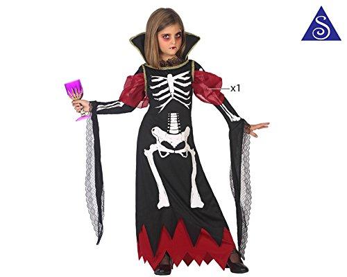 Atosa 38493-vampirin, verk sufren y Disfraces, tamaño 140