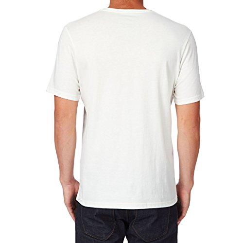 Herren T-Shirt Element Blueskies T-Shirt Off White