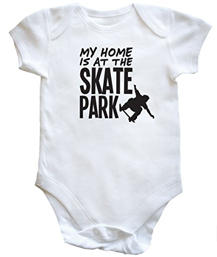 hippowarehouse-my-home-is-at-the-skate-park-baby-vest-boys-girls