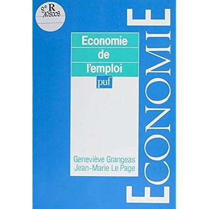 Économie de l'emploi (Economie)