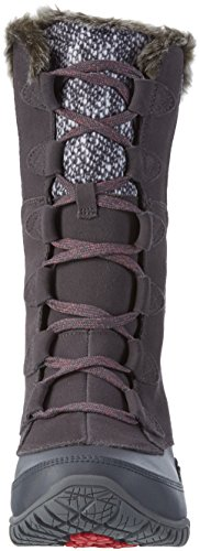The North Face  W Nuptse Purna, Bottes et bottines non doublées femme Mehrfarbig (Smkprgy/Clypcrl Nug)