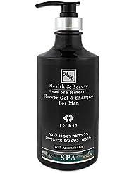 H&B Shampooing/Gel de Douche pour Homme 780 ml