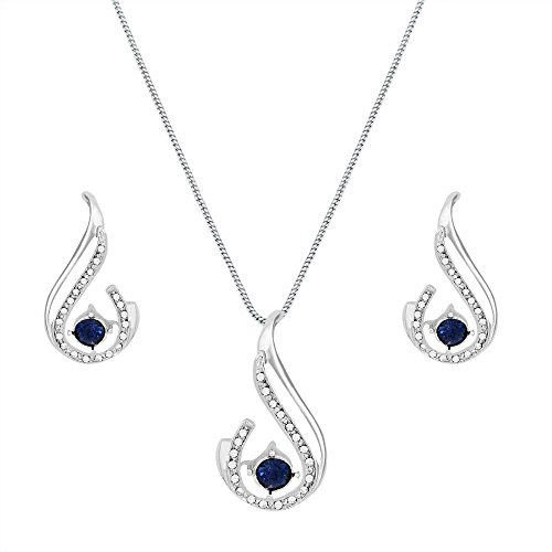 sempre-london-rhodium-plated-impreial-blue-pendant-with-designer-earrings-in-aaa-austrian-crystal-di
