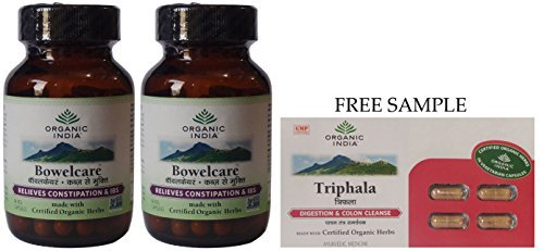 organic-india-bowelcare-60-veg-capsules-pack-of-2-free-expedited-shipping-via-dhl-express-delivery-i
