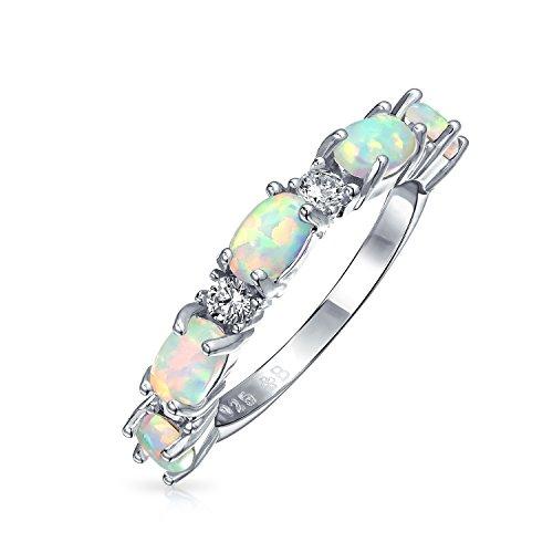 bling-jewelry-sterling-silber-wei-opal-und-klar-cz-stapelbar-ring