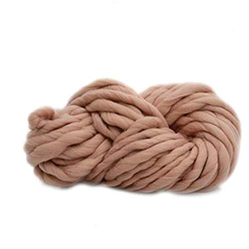 Bomcomi Multi Color Warm DIY Baumwollgarn Baby-Pullover Garn Knitting Kinder Handgestrickte Strickdecke Häkelgarn -