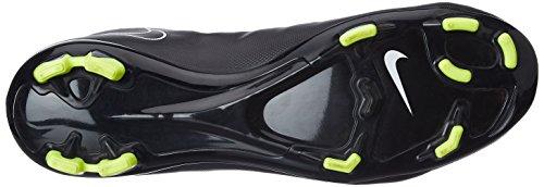 Nike - Mercurial Veloce Ii Fg, Scarpa Da Calcetto da uomo BLACK/HYPER PUNCH/VOLT/BLACK
