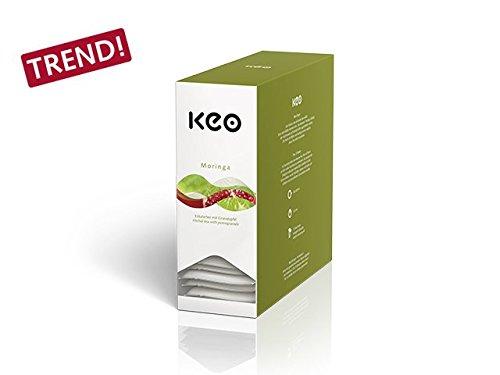 KEO Tee - MORINGA - 15 Teachamps im Aromakuvert