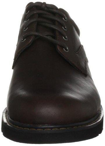 Rockport Plainfield Pine Charlesview K71041, Chaussures de ville homme Marron-TR-SW967