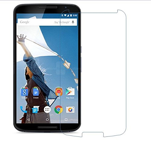 Tempered glass for Google Nexus 6 by DRaX®  available at amazon for Rs.129
