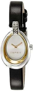 Esprit - ES108672002 - Montre Femme - Quartz - Analogique - Bracelet cuir Or et Rose