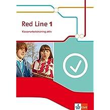 Red Line 1: Klassenarbeitstraining aktiv! Klasse 5 (Red Line. Ausgabe ab 2014)