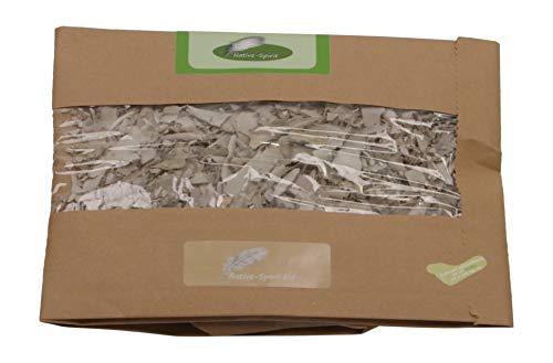 Native Spirit 50gr Weisser Salbei Premium Qualität Standard (with Full Energy - respectfull Treat) - in komplett biologischer Verpackung - Salvia Apiana White Sage California -