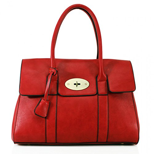 YourDezire, Borsa tote donna Large Red