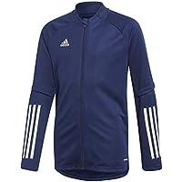 adidas Con20 Tr Jkt Y Sport Jacket, Unisex niños, team navy blue, 1516