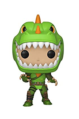 Funko 34957 Pop Vinilo: Fortnite: Rex, Multi