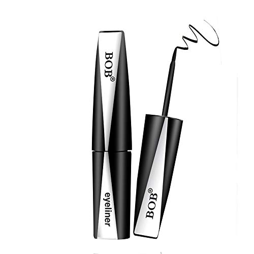Cooljun Eyeliner,BOB Eyeliner Pen Maquillage Cosmétique Liquid Eye Liner Crayon Composent Outil