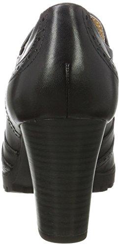 Caprice 24700, Scarpe con Tacco Donna Nero (Black Nappa)