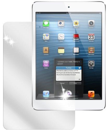 dipos I 3X Schutzfolie klar passend für Apple iPad Mini 4 Folie Bildschirmschutzfolie